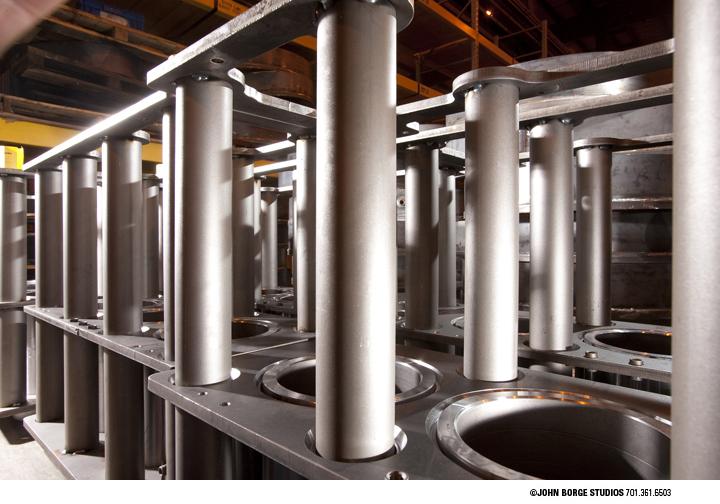 industrial::JOHN BORGE STUDIOS Fargo North Dakota